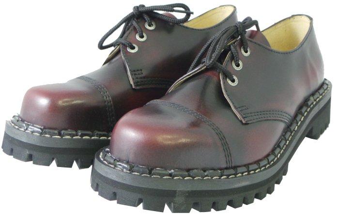 3 dírkové boty CAMPILOT Bordo Black   Campilot.cz - Kvalitní těžké ... 0a25dc81f2