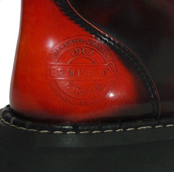 10 dírkové boty CAMPILOT Yellow Red Black   Campilot.cz - Kvalitní ... 0befb6013e