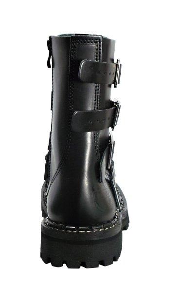 5ef02adfed2 10 dírkové boty CAMPILOT Black 4 přezky