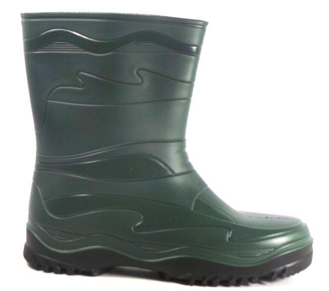 Holínky 0060 Young Green   Campilot.cz - Kvalitní těžké boty s ... eb92df1681