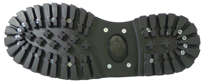 20 dírkové boty CAMPILOT Green Black   Campilot.cz - Kvalitní těžké ... 6173f85cba